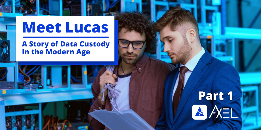 A Story of Data Custody in the Modern Age