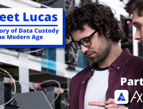 A Story of Data Custody in the Modern Age: Part III