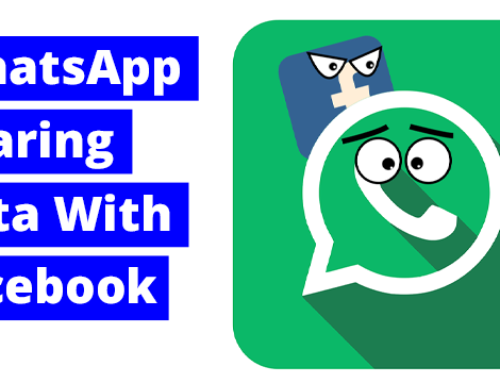 Sharing user data with Facebook? WhatsApp with that?