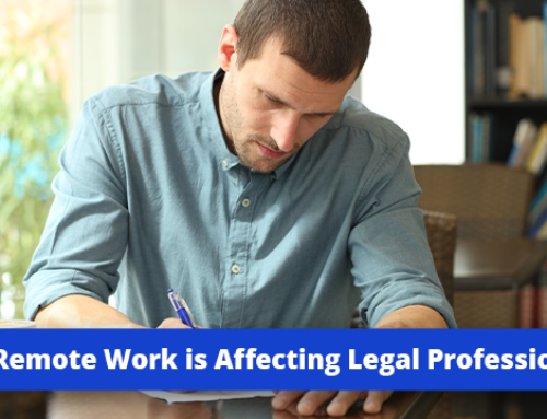 How Remote Work Affects the Legal Profession
